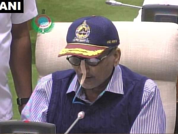 Manohar Parrikar On World Cancer Day Says Human Mind Can Overcome Any Disease