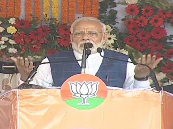 Narendra Modi Speech Public Meeting Raigarh Chhattisgarh
