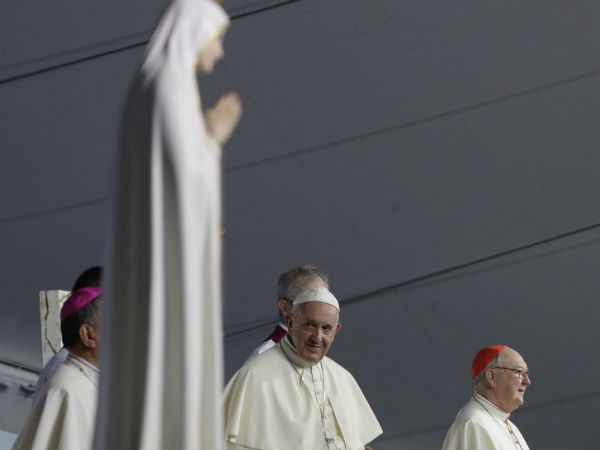 Pope Francis Has Admitted That Priests Bishops Sexually Abused Nuns