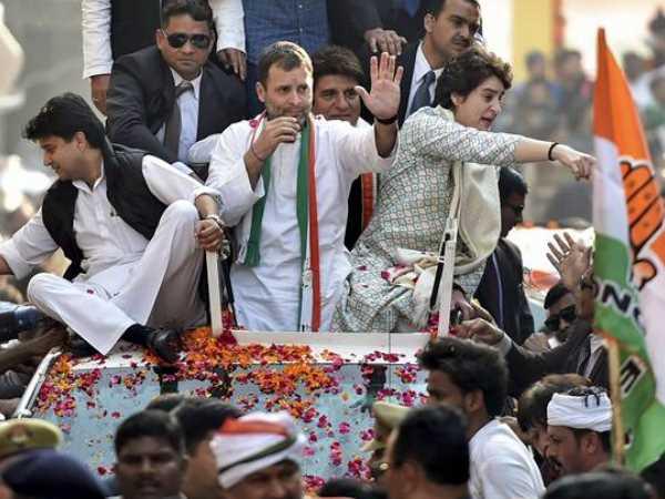 Congress Eyes 26 Lok Sabhe Seat Uttar Pradesh