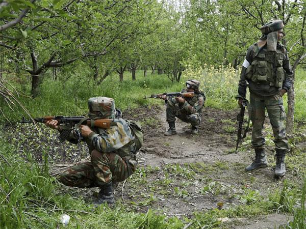 Jammu Kashmir Explosion Rajouri Army Major Martyred