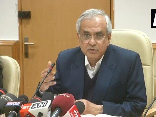 Niti Aayog Chairman Rajiv Kumar Says Government Did Not Release The Data On Jobs