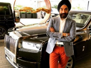 Man From Indian Origin Bought 6 Rolls Royce Photo Goes Viral