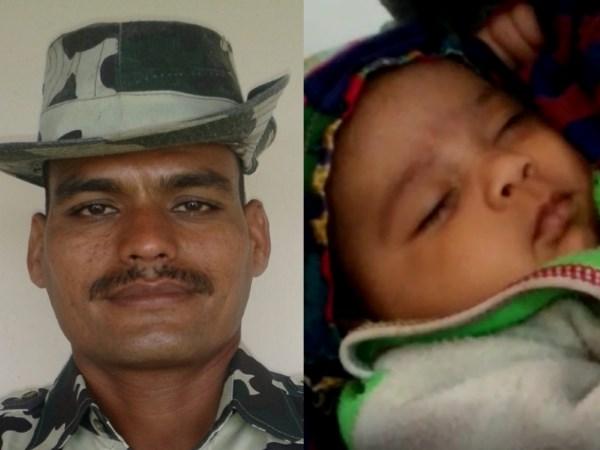 Rajasthan: 3 મહિના પહેલા જન્મી પુત્રીનો ચહેરો પણ ન જોઈ શક્યા શહીદ રોહિતાશ લાંબા
