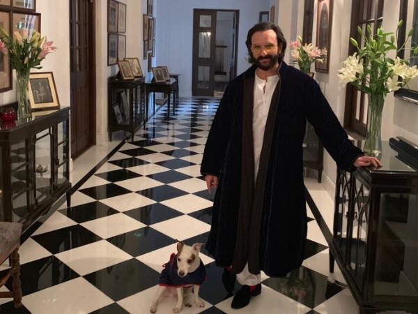Inside Photos Saif Ali Khan Kareena Kapoor Khan S Pataudi Mahal
