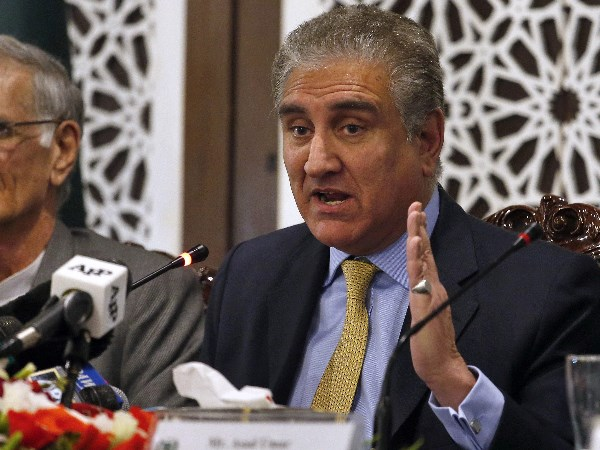 Shamehmood Qureshi Says Imran Khan Is Ready Telephonic Talks With Narendra Modi
