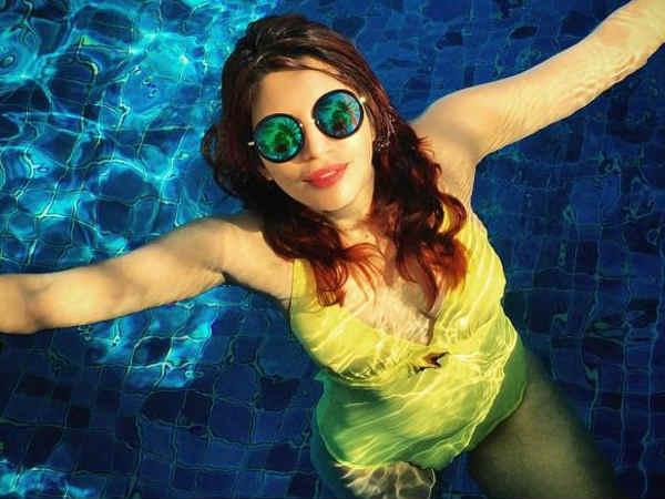 Shama Sikander Yeh Meri Life Hai Bikini Bold