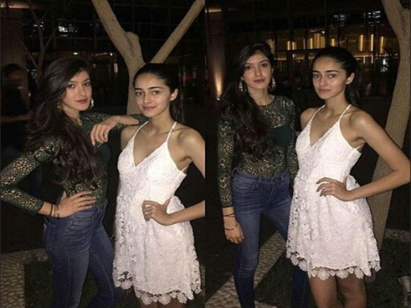 List Bollywood Actors Daughter Before Debut Bold Pic Viral