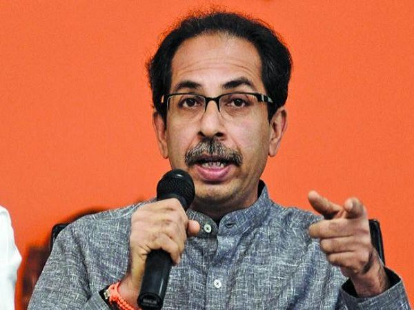 Shiv Sena S Evm Taunt Bjp Says Lotus Can Bloom Even London