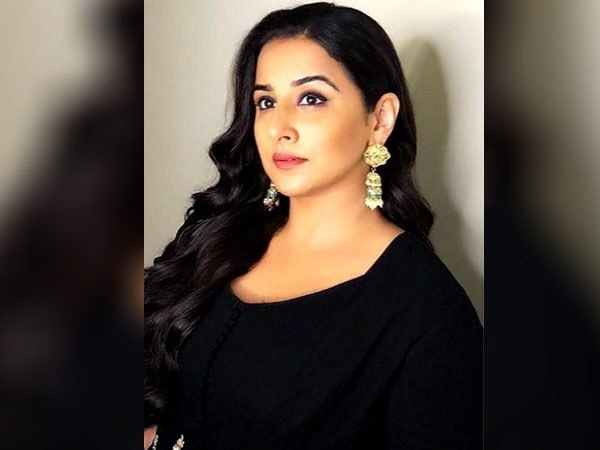 Women Are Naughtier Hotter Too After 40 Says Vidya Balan