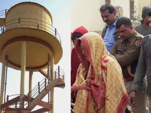 Mandawa Woman Climbed On Water Tank Marry With Boyfriend