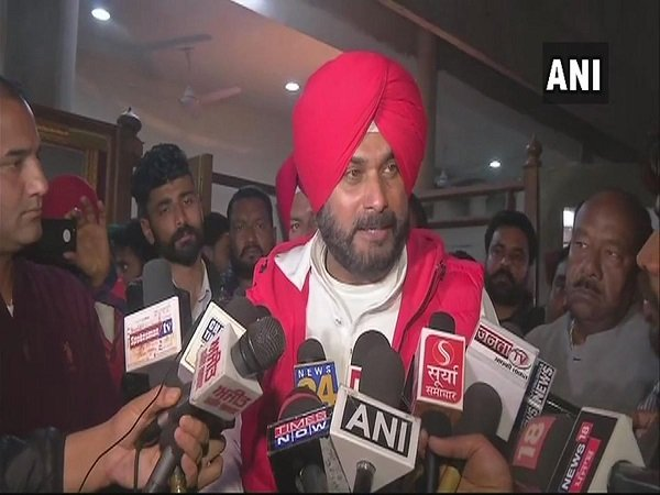 Congress Leader Navjot Singh Sidhu Statement Over Ruckus Punjab Assembly