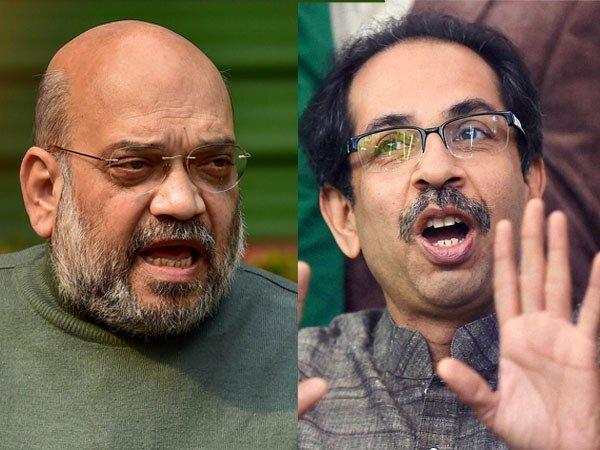 Amit Shah Dials Uddhav Thackeray Finalise Seat Sharing Farmula Lok Sabha Elections