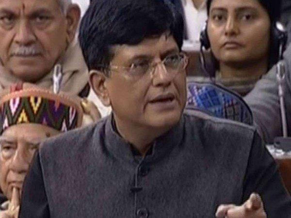 Budget 2019 Piyush Goyal Lays 10 Dimensions Modi Govt S Vision