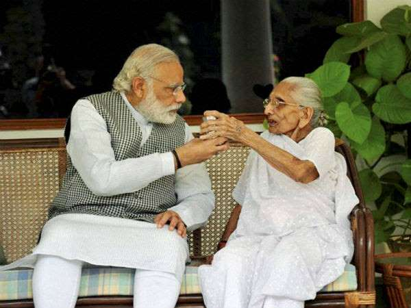 When Narendra Modi Become Cm Of Gujarat His Mother Asked Him You Will Never Take Bribe