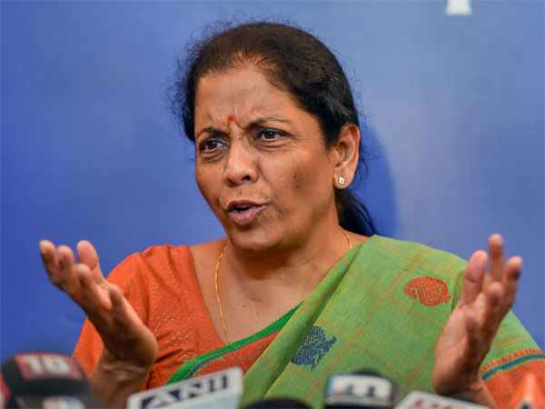 Nirmala Sitharaman Says If Bjp Voted Country Will Face Setback Of 50 Years