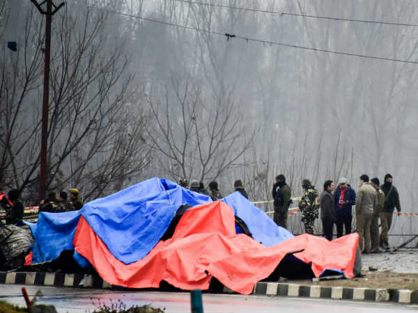 Nia Says It Is Close Cracking The Pulwama Terror Attack