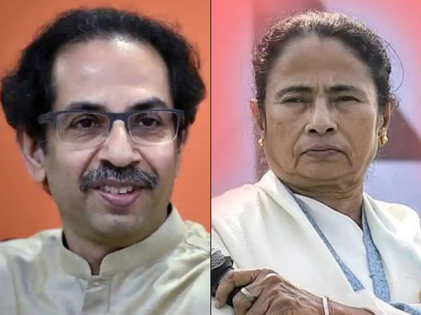 Shiv Sena Saamana Mamata Banerjee Fought Like Tigress