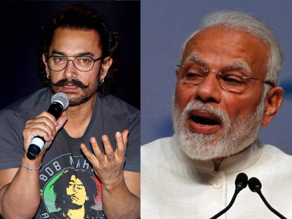 Aamir Khan Amitabh Bachchan Respond To Pm Modi S Request To Help Bring Out The Vote