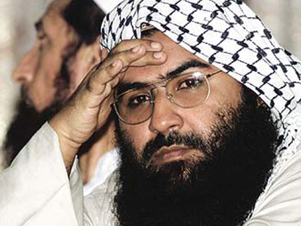 China Again Blocks Bid At Un List Masood Azhar As Global Terrorist