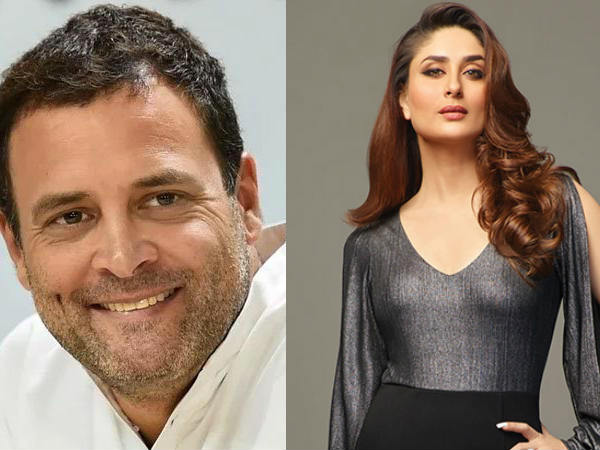 Kareena Kapoor Khan Wanted To Go Out Date With Rahul Gandhi Old Video Viral