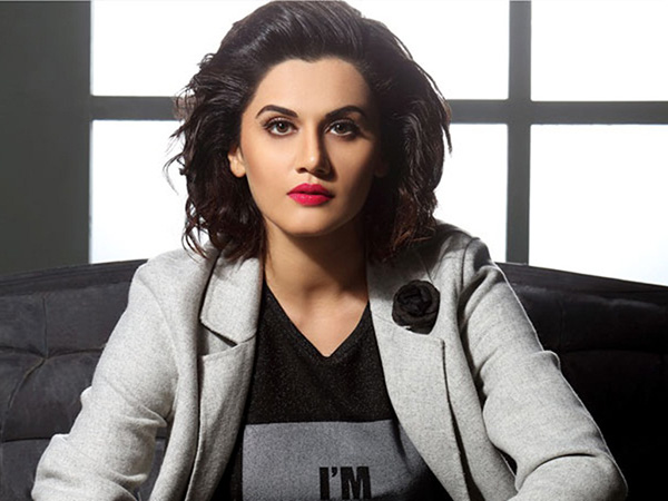 Taapsee Pannu Interview I Think There Is No Better Revenge Than Success