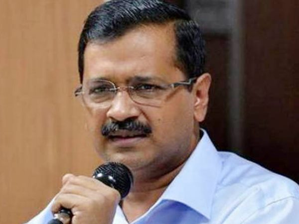 Twitter Goes Berserk After Cm Arvind Kejriwal Posts Broom Swastik Symbols See Reactions