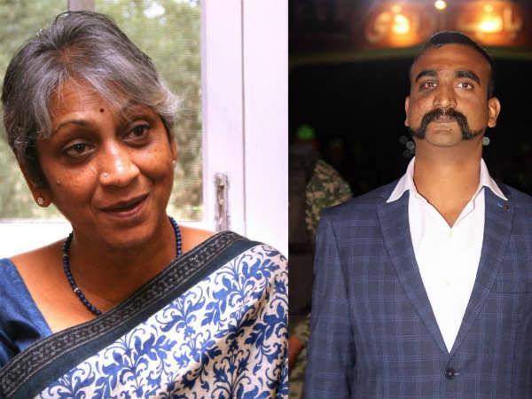 Wing Commander Abhinandan Varthaman S Mother Is His Source Inspiration