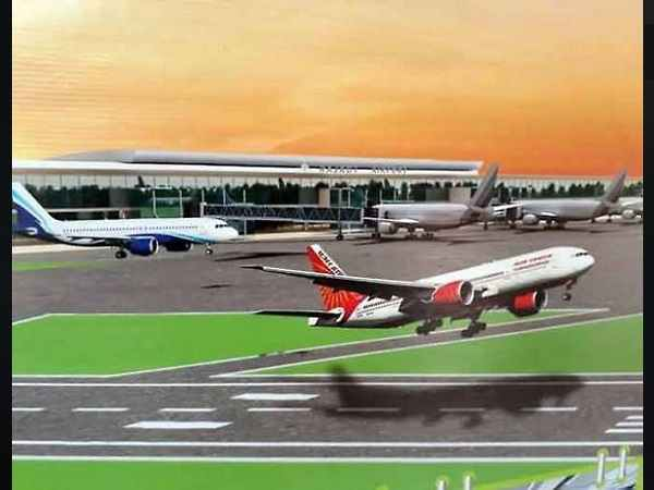 Modi Govt Approves Rs 1 400cr Greenfield Airport At Rajkot