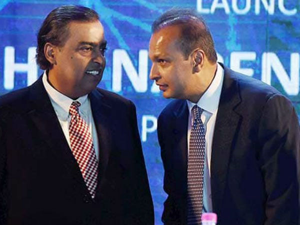 Deeply Touched Anil Ambani Thanks Brother Mukesh Last Minute Save