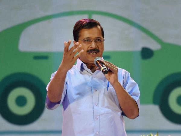 Bjp Leader Avdhut Wagh Abuses Arvind Kejriwal Targets Pm Modi