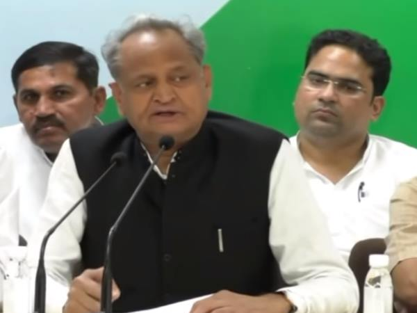 Rajasthan Cm Ashok Gehlot Attacks Pm Modi Asks Him To Apologis For Death Of Terrorists In Air Strike