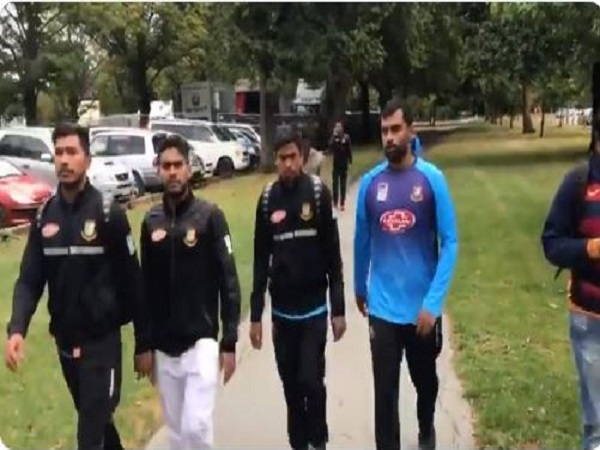 Bangladeshi Cricket Players Saved From New Zealand Open Fire