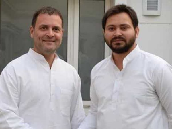 Seat Sharing Between Mahagathbandhan Almost Done Bihar Congress May Contest 11 Seats