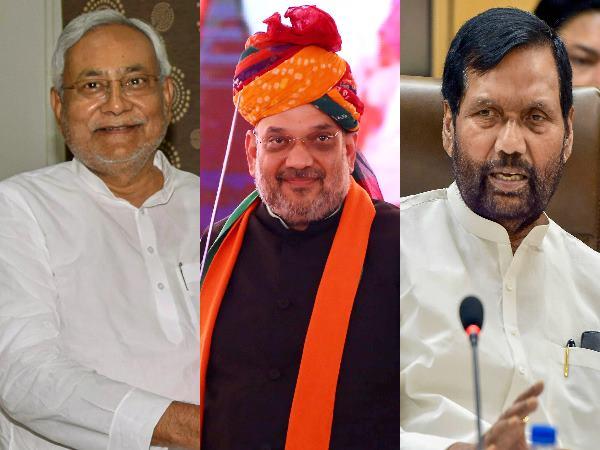 Lok Sabha Elections 2019 Bihar Nda Candidates List Announced