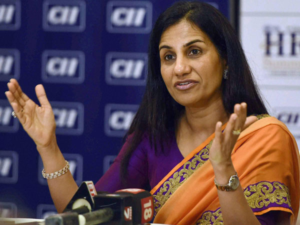 Ed Raids At The Premises Former Chairman Icici Bank Chanda Kochhar
