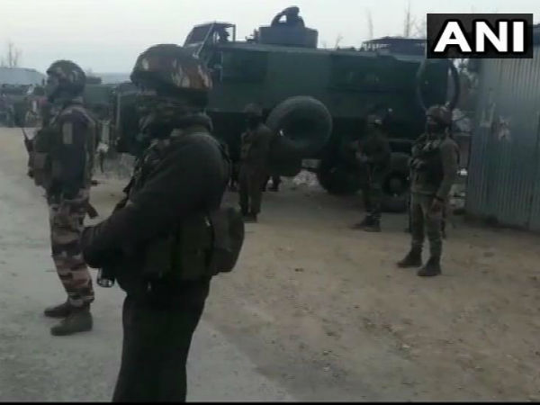 Terrorists Shot Down In Encounter Of Army Against Terrorists
