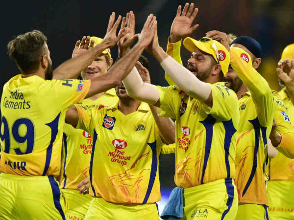 Csk Vs Rcb Chennai Super Kings Won 7 Wicket Against Rcb
