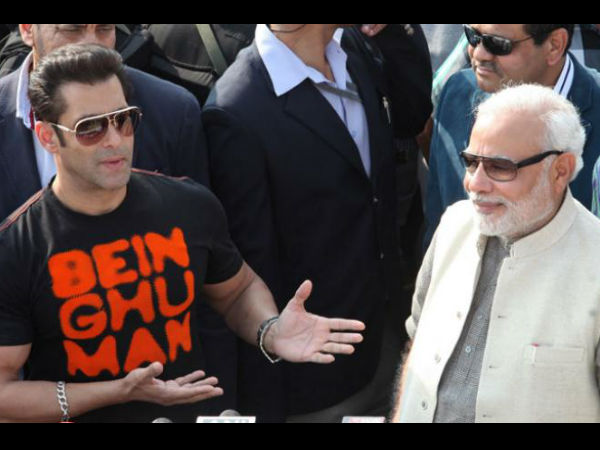 Salman Khan Reply To Pm Modi S Tweet After 9 Days