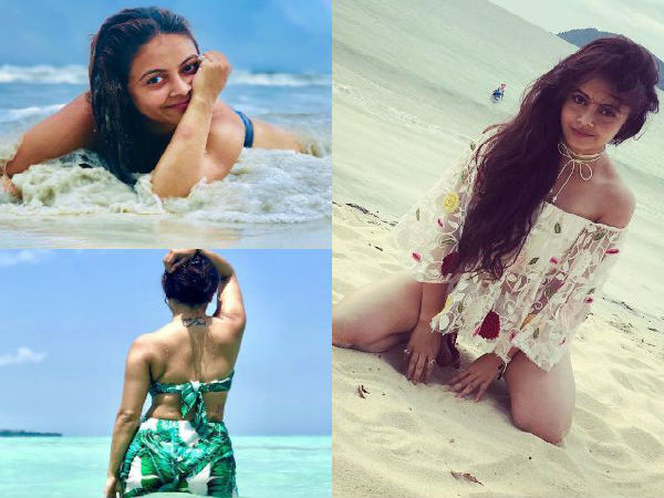 Saath Nibhaana Saathiya Gopi Bahu Devoleena Bhattacharjee Again Shared Hot Pice
