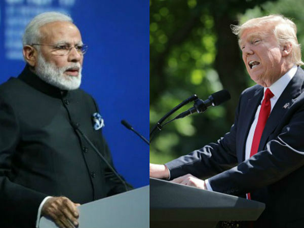 Donald Trump Says India High Tariff Nation We Want Reciprocal Tax