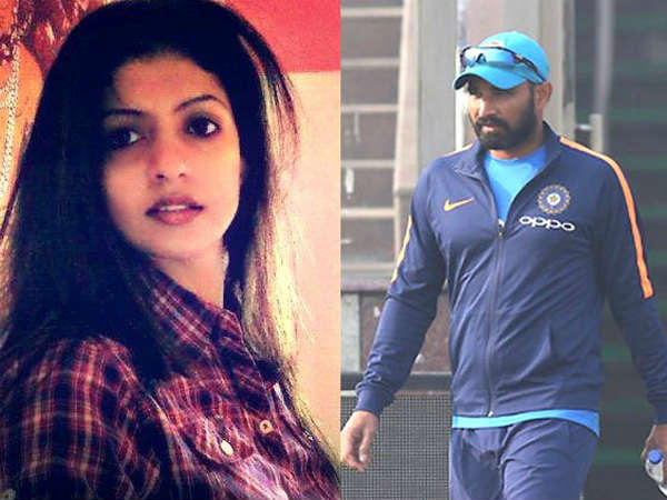 Hasin Jahan Raises Question On Bcci S Stance As Chargesheet Is Filed Against Shami In Dowry Case