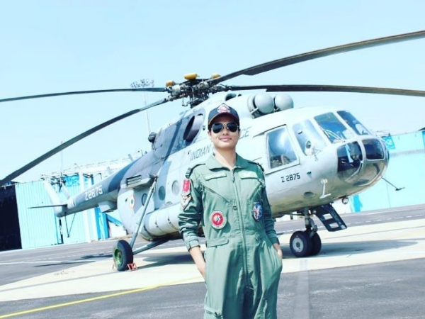 Hina Jaiswal Is Indian Airforce First Woman Flight Engineer