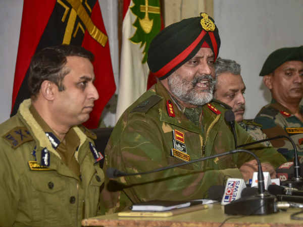 Indian Army Kills 18 Terrorists In 21 Days Jammu Kashmir