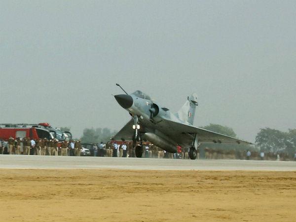 Iaf Has Carried Major Readiness Exercise Near Pakistan Border