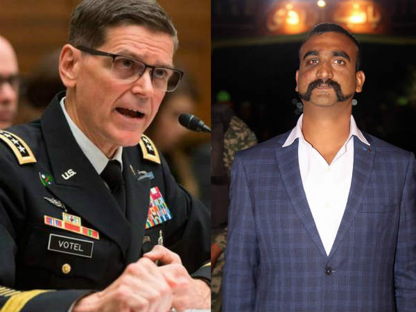 How Us Played Key Role Release Wing Commander Abhinandan Vartthaman