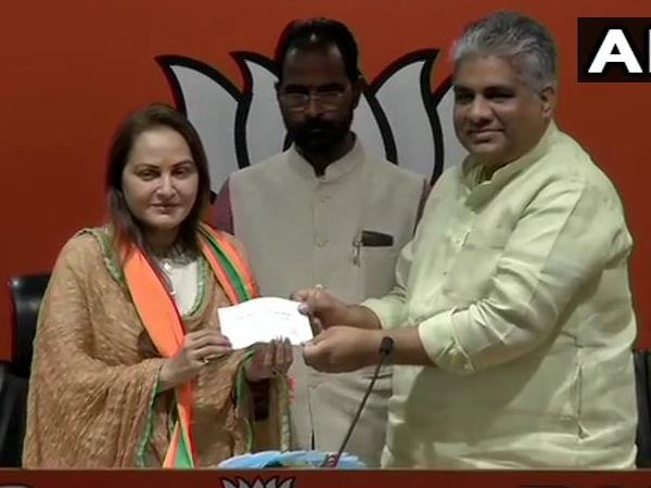 Lok Sabha Elections 2019 Veteran Actor And Former Mp Jaya Prada