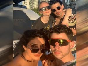 Priyanka Chopra Seen Chilling With Nick Joe Sophie Photos Go Viral