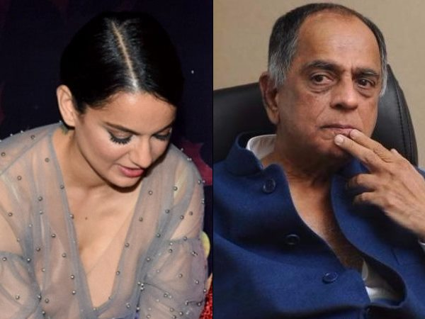 Pahlaj Nihalani Attacks Kangana Ranaut Whether She Wears Is Her Call
