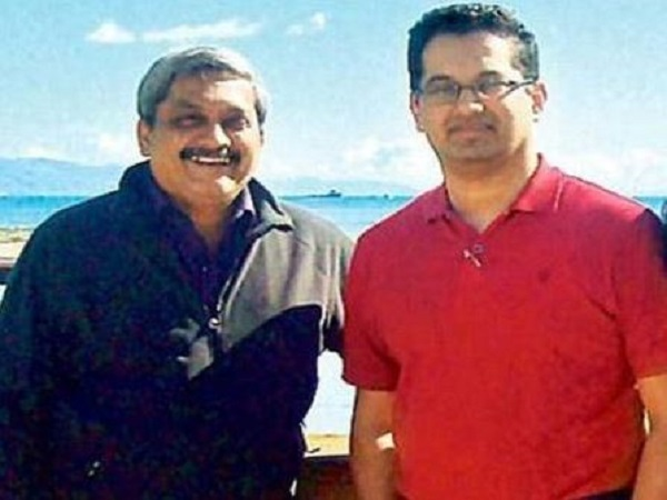 Manohar Parrikar S Son Abhijit Utpal Not Politics